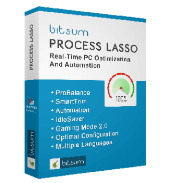 Process Lasso 9.0.0.582 Key AND Crack 2019 Setup